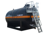 40,000 Litre Single Skin Tanks