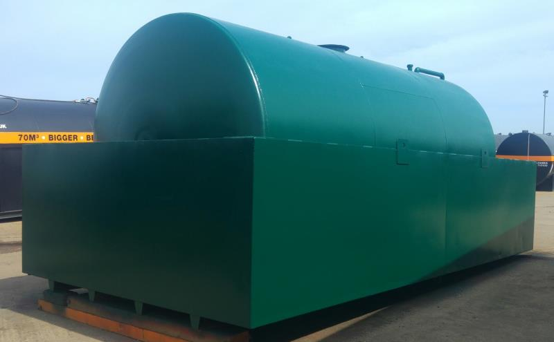 Used Bunded Storage Tanks for Sale