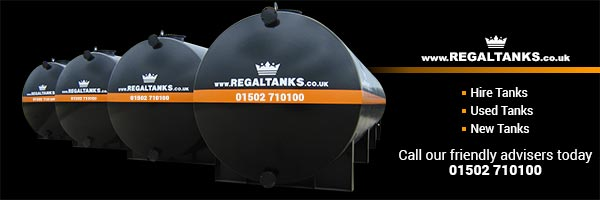 Regal Tanks Logo