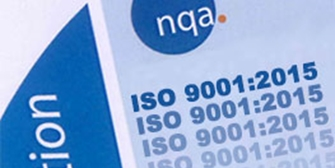 ISO 9001:2015 – A new standard in quality management systems