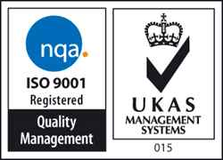 NQA ISO 9001 UKAS accreditation