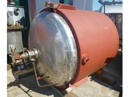 Stainless Steel Mixer Used Tank