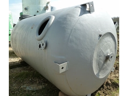Fibreglass Single Skin Used Tank