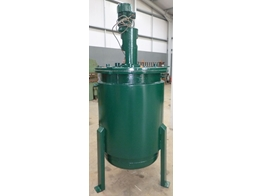 Mild Steel Mixer Used Tank