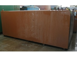 Mild Steel Bunded Used Tank